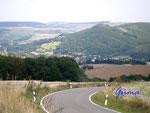 P8190008 Blick auf Odernheim/Rheinland-Pfalz.