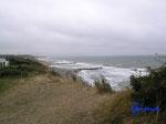 P9030831   stürmisches Wetter an der Ostsee bei Blankeck/Howachter Bucht