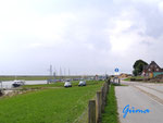 P8210012 Neufelder Hafen. Neufeld ist eine Gemeinde im Kreis Dithmarschen in Schleswig-Holstein, 25724 Neufeld