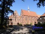 P9230019 Kloster Wienhausen. Dieses Kloster liegt in der Nähe von Celle.