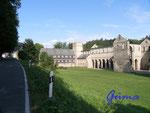 P8050002 An der Klosterruine Paulinzella