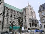 P4160233    Kathedrale von Chartres - Südfront