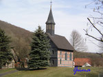 P3221574 Kleine Dorfkirche in Waldkappel-Mäckelsdorf