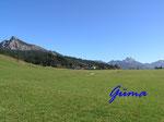 PA221438 Tannheimer Tal - schöne Ausblicke von der B 199 nach Süd-Ost