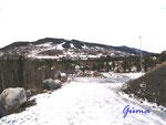 Pb270034 Auch hier nicht Süd-Norwegen Im winterlichen Gol/Provinz Buskerud-Norwegen. Gol ist eine Kommune in der Provinz Buskerud in Norwegen. Der altnordische Name lautet Gorð und ist vermutlich eine alte Bezeichnung für den Unterlauf des Flusses Hemsil.