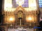 P4170244  Kathedrale von Chartres/Frankreich - Die Schwarze Madonna