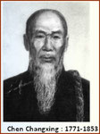 Chen Changxing : 1771-1853