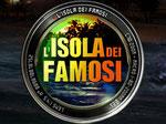 logo isola dei famosi - eliana cartella concorrente 2012