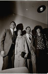 The last known portrait of Harry Belafonte, Coretta King, Paul Robeson Jr. and Angela Davis