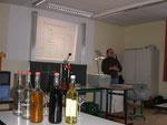 Streuobst-Seminar – Vortrag Obstverwertung