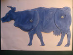 Blue Cow jointed.