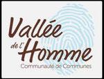 Communauté de communes de la Vallée de l'Homme