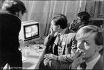 26 avril 1981 - 19h30 - QG de campagne de Jacque Chirac Rue de Tilsitt