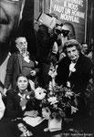 26 avril 1981 - 19h30 - QG de campagne de Jacques Chirac Rue de Tilsitt