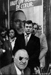 26 avril 1981 - 20h00 - QG de campagne de Jacques Chirac Rue de Tilsitt
