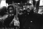 Londres Manifestation contre la guerre des Falklands - 18 mai 1982