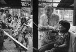 Rencontre nationale des orchestres de jeunes avec Alfred Lowenguth - Paris, Parc floral et Saint Louis en l'Ile (1981)