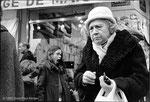 Paris - Rue de Seine - 1982