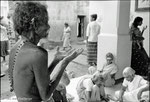 Festival de Kataragama - Temple - Sri Lanka - 1982