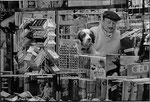 Kiosque à journaux - Paris - 1980