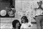 Portugal - Nazaré - Fête religieuse - 1978