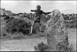 Bretagne - Carnac - Alignements de menhirs - 1978