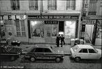 Paris - Rue de Chalons - 1980