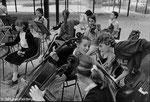 Rencontre nationale des orchestres de jeunes - Paris, Parc floral et Saint Louis en l'Ile (1981)