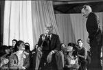 6 avril 1981 - Meeting de Valéry Giscard d'Estaing à Montreuil