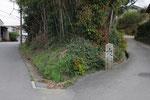 別所町石野の道標