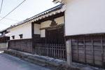 萱野三平旧邸跡