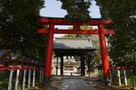 淀川区加島の香具波志神社