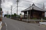 野洲川橋東詰の十輪院