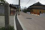 豊川山下橋東詰の道標
