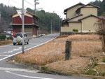 山下町の道標