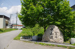 中山道、番場の石碑