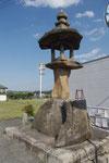 赤坂町の常夜燈