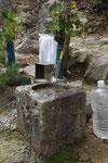 丁石と仏像