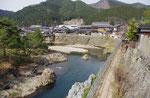 トロッコ道(姫宮橋から)