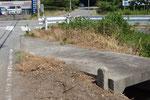 神野新池南の道標