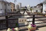 雲津川に架かる巖橋