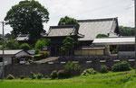 高田駅家は願栄寺周辺といわれている
