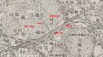 明治31年測量の地図