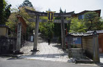 粟田神社鳥居