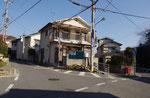 人丸神社前の道標