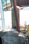 東神吉町の道標②(西面)