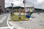 相生駅南の道標