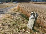 山下町の道標(2)