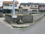 明石市福里の道標(2)