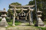 宗賢神社の鳥居